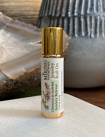 Anxiety Release. Jewelry Roll On Essential Oil 5ml