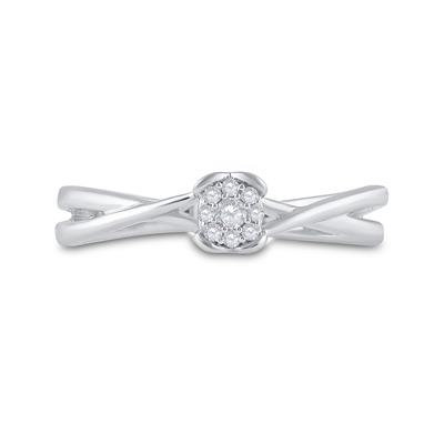 Lilly Diamond Ring