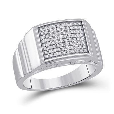 Palermo Diamond Ring