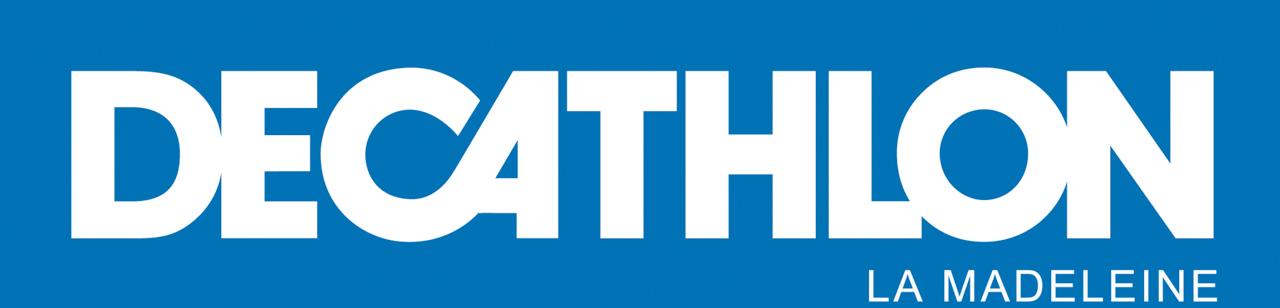 logo decathlon la madeleine