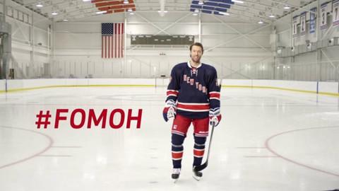 New York Rangers: Dominic Moore
