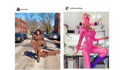 """Instagram - Find More to Heart """"Fashion"""""""