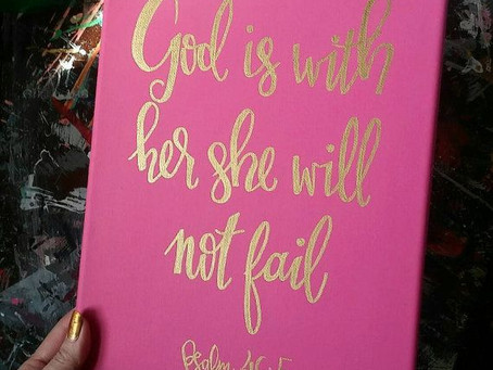 In tough times, I am comforted by my faith: