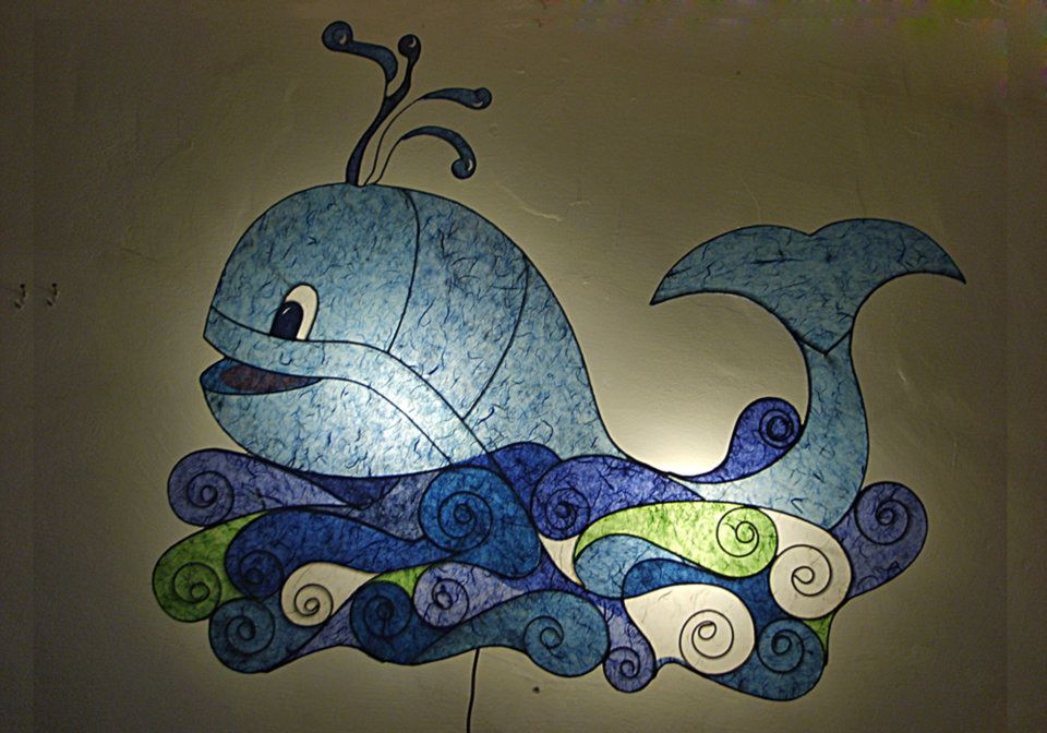 G. D'Eustachio - Moby Tic - carta e ferro