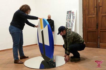 Mostra Gianni De Tora - Palazzo delle Arti Capodrise  2018