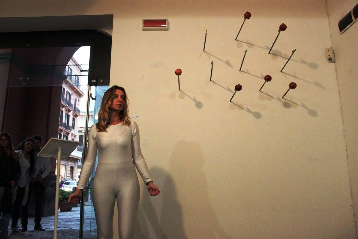 Nicca Iovinella - performance