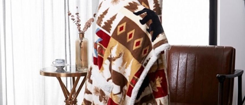 Hooded Throws Wild Life Watch