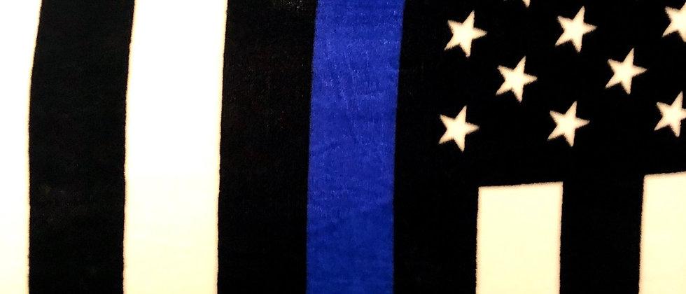 Police Blue Line