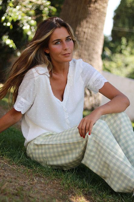 Pantalon Georgette