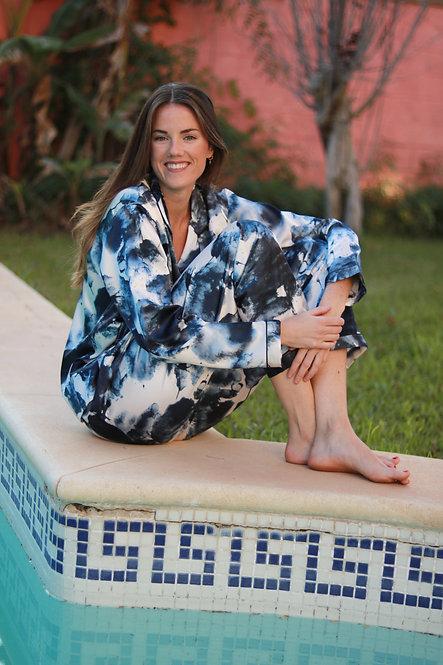 Pijama Orquidea