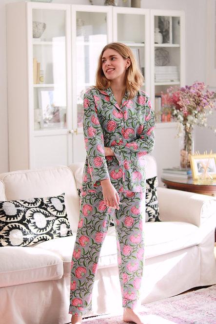 Pijama Nagpur gris