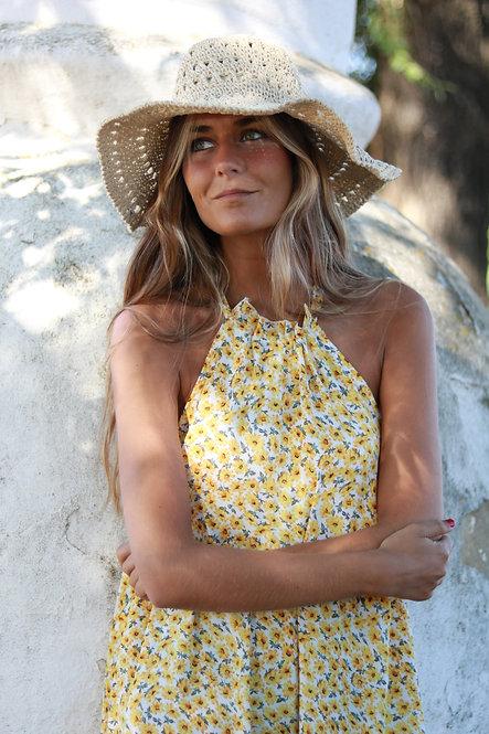 Vestido Paloma yelow