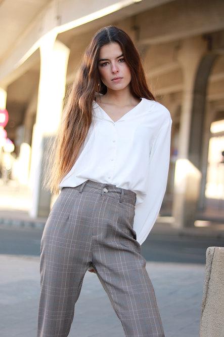 Blusa Pauline white