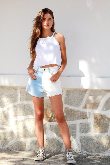 Pantalon Ashley short