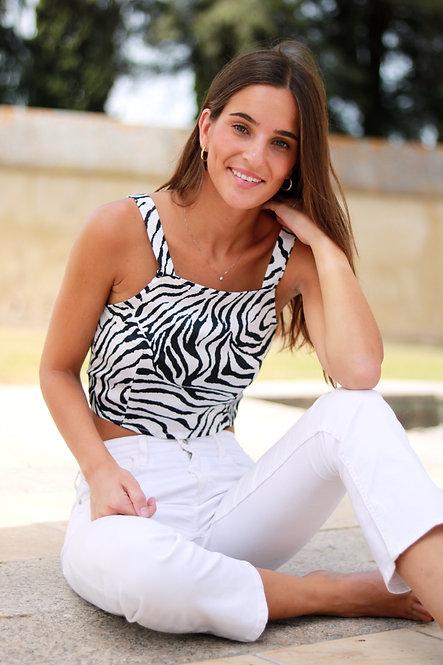 Top Zebra