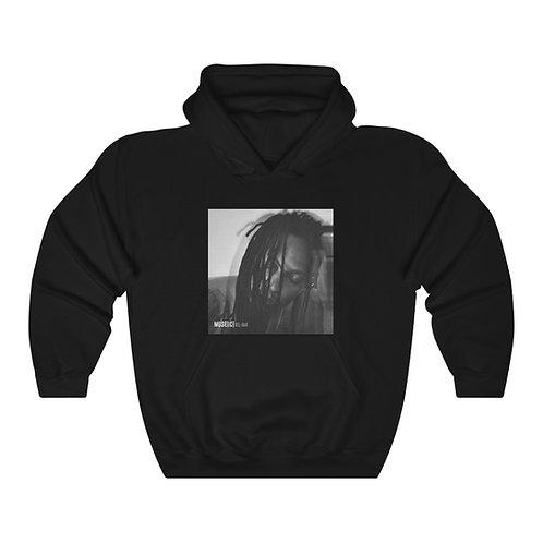 Cover Hoodie (Black/White/Gray)