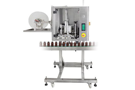 Tamper Evident Band Applicating machine