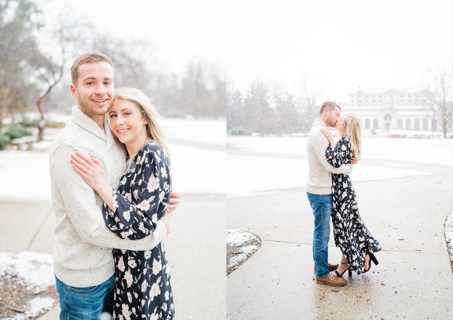 Allie & Sam: Engaged