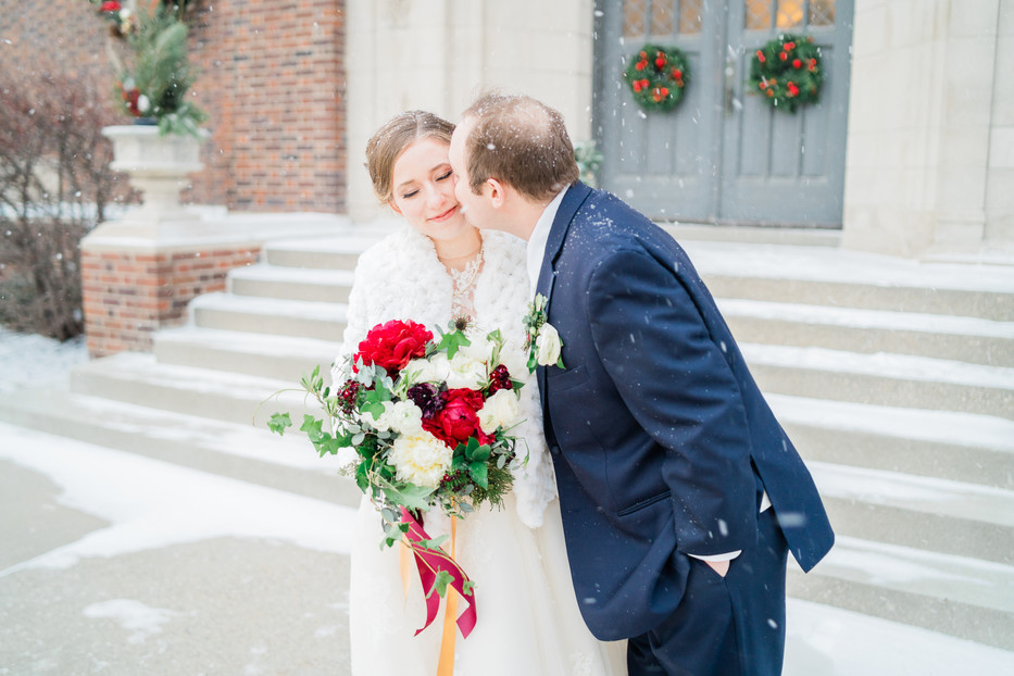Darby & Martin: Married