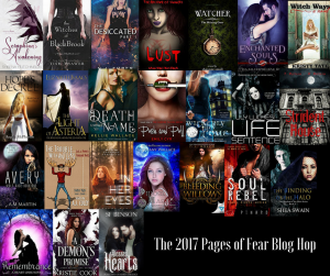 Pages of Fear Blog Hop