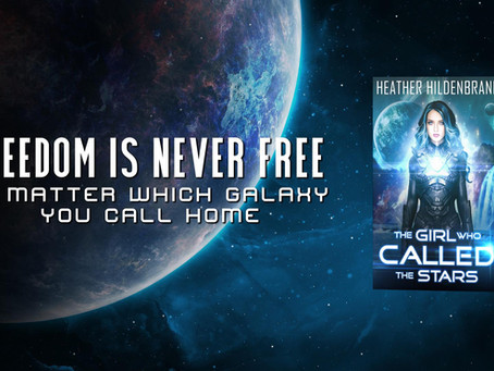 Giveaway The Girl Who Called The Stars Release Day