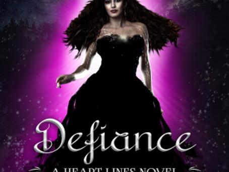 Defiance teaser + Audio sample