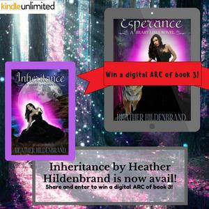 Win a digital ARC of book 3!