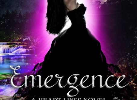 Emergence (Heart Lines #6) now available! And enter to win…