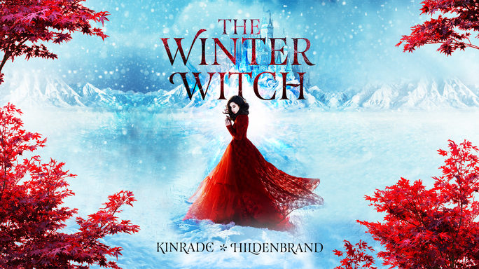 The Winter Witch Desktop Wallpaper With