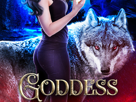 Cover Reveal: Goddess Forging