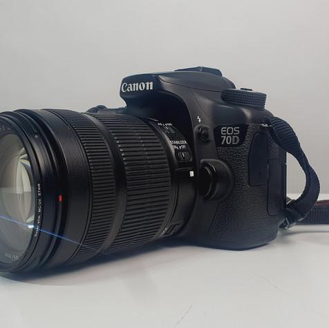 [DSLR,LENS] Canon 70D, EF-S 18-135mm F3.