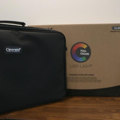 [RGB조명] Cineroid CV800V