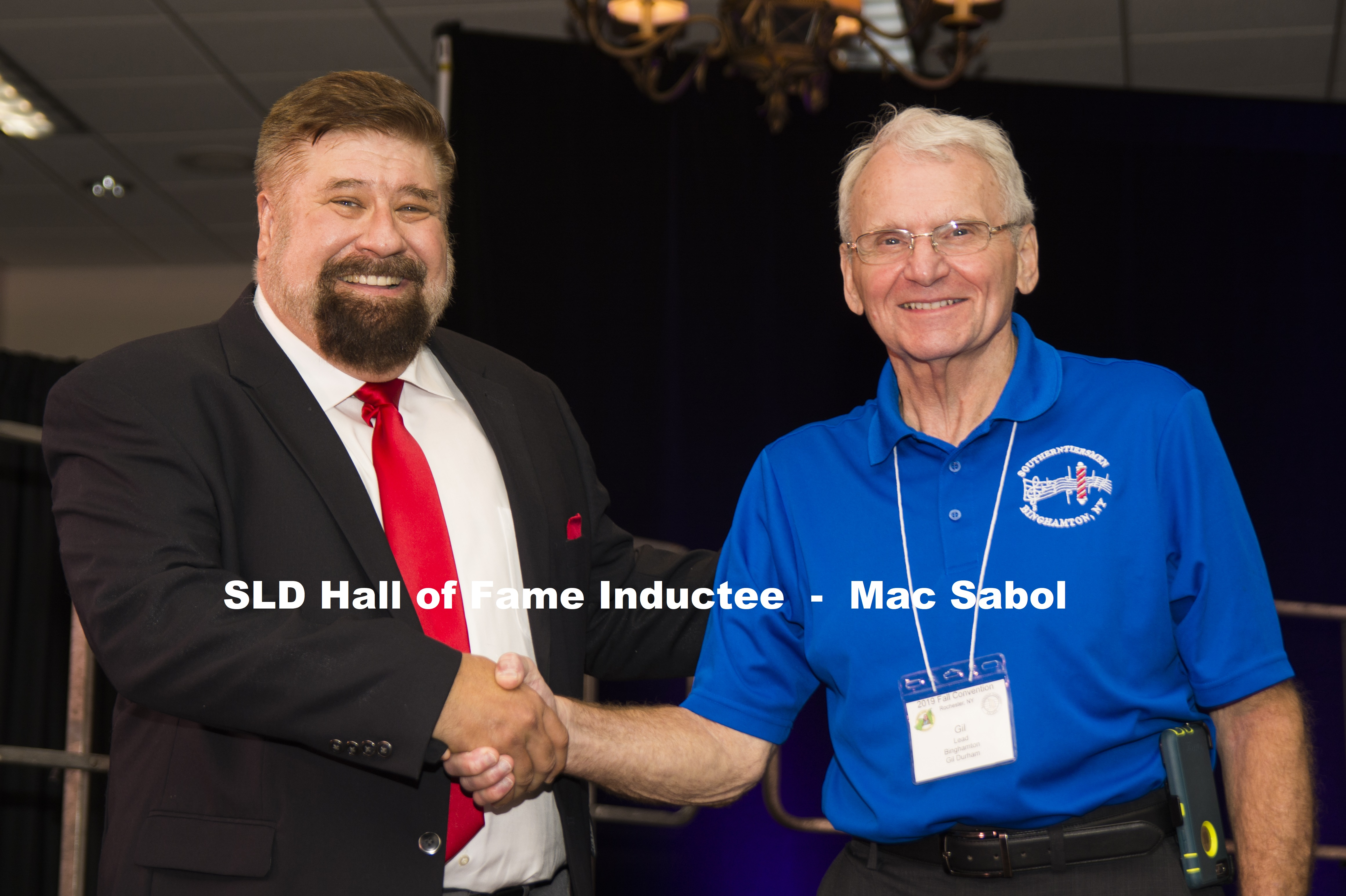 Hall of Fame Mac Sabol