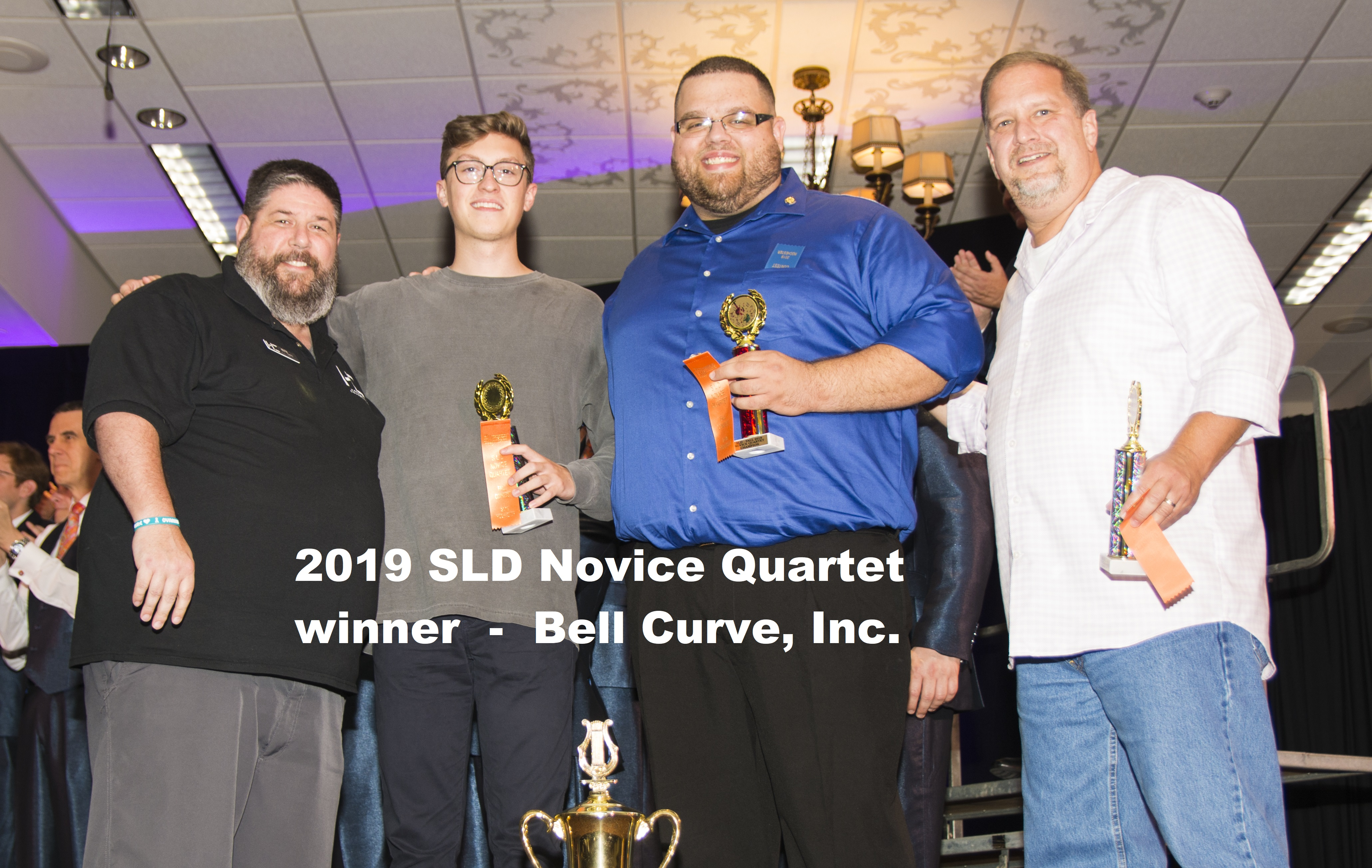 Bell Curve, Inc Novice Award