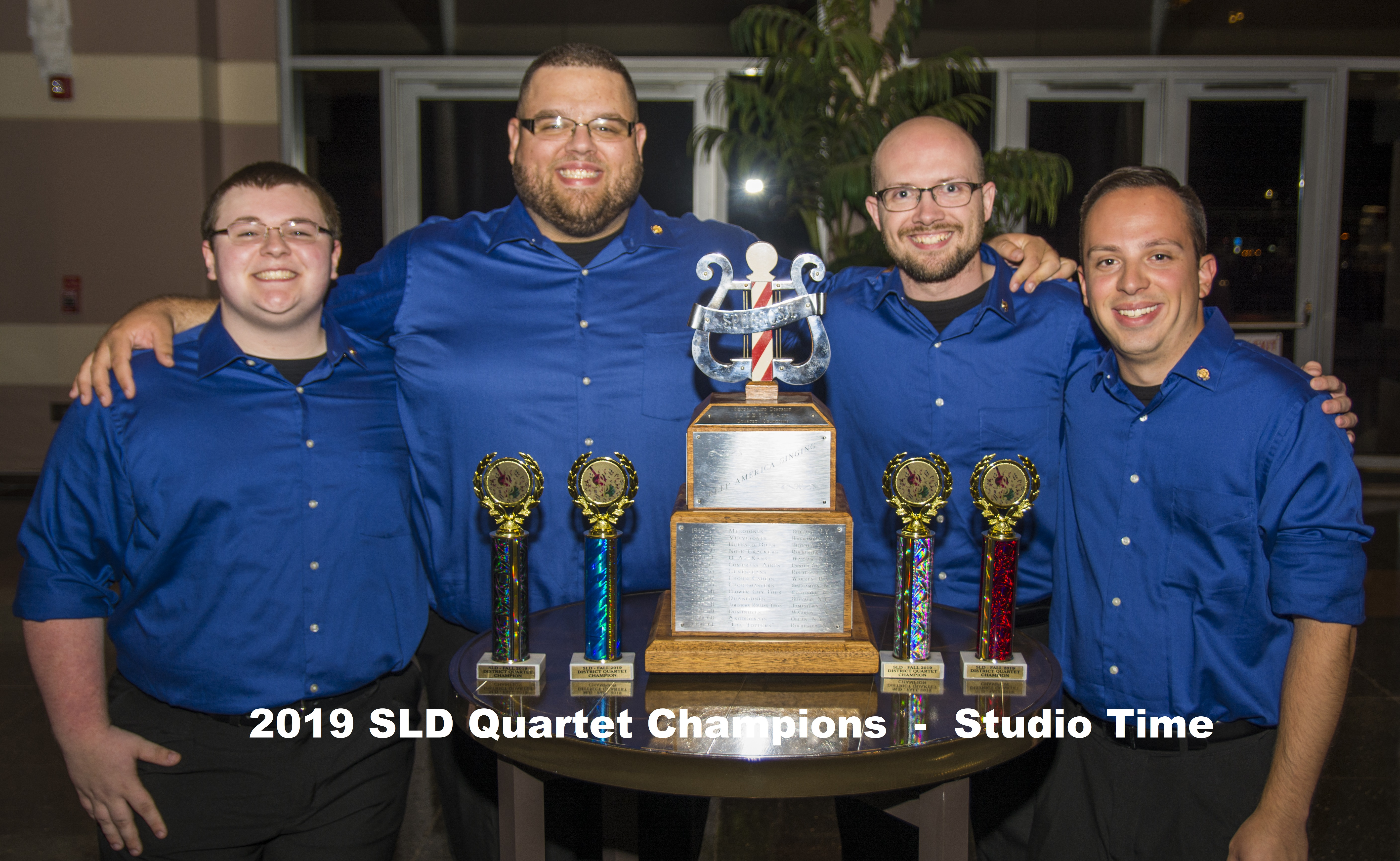 Studio Time District Champions