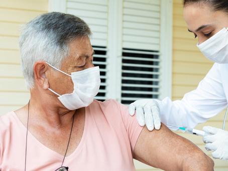 3 benefícios da vacinação domiciliar