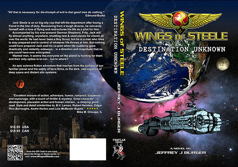 Wings of Steele Destination Unknown