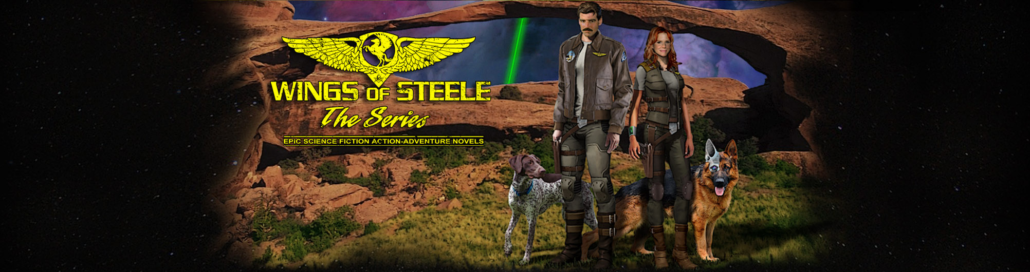 Wings of Steele- The Series