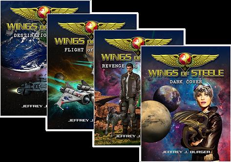 Wings of Steele Complete Series