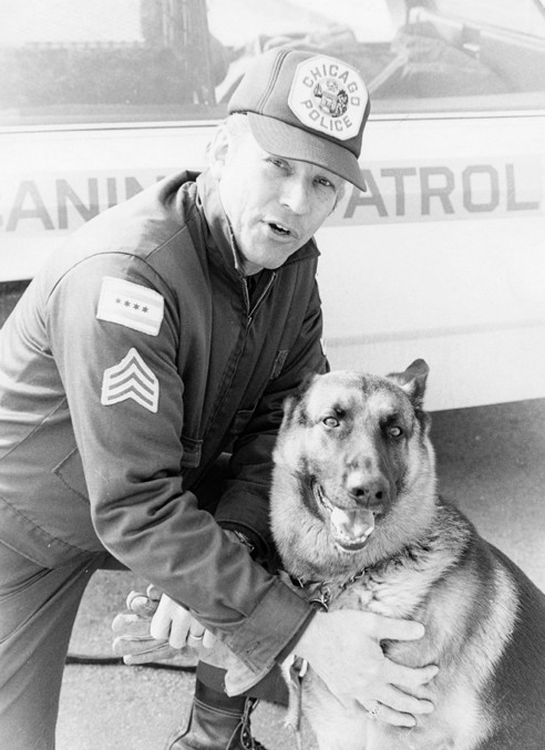 Sgt. Kenneth Burger, Master Trainer, Chicago Police Canine