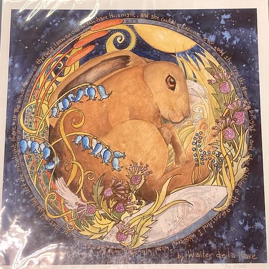 Art cards by Ruthie Redden - local artist