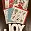 Thumbnail: Christmas 'JOY' Decoupage Kit Box
