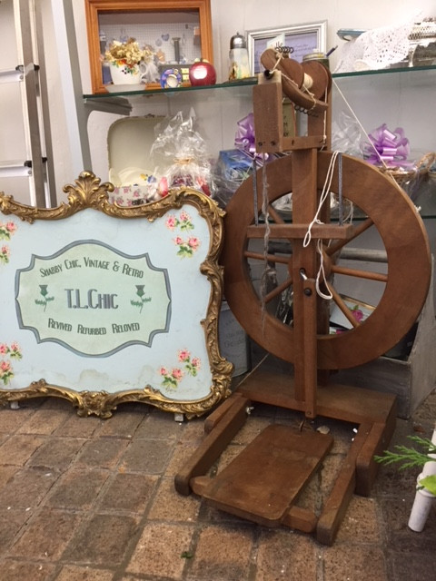 Next project for 2018 a spinning wheel makeover IMG_5948.jpg