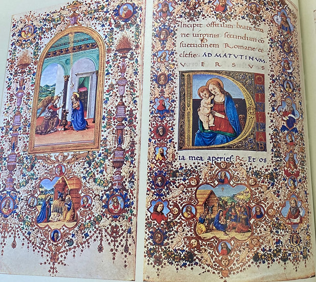 The Books of Hours  and their  owners by John Harthan