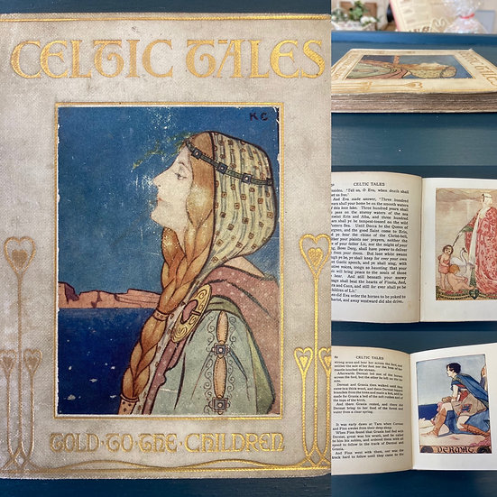 Celtic Tales by Louey Chisholm