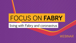 Focus on Fabry: living with Fabry and coronavirus