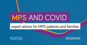 MPS and COVID: expert advice for patients and families