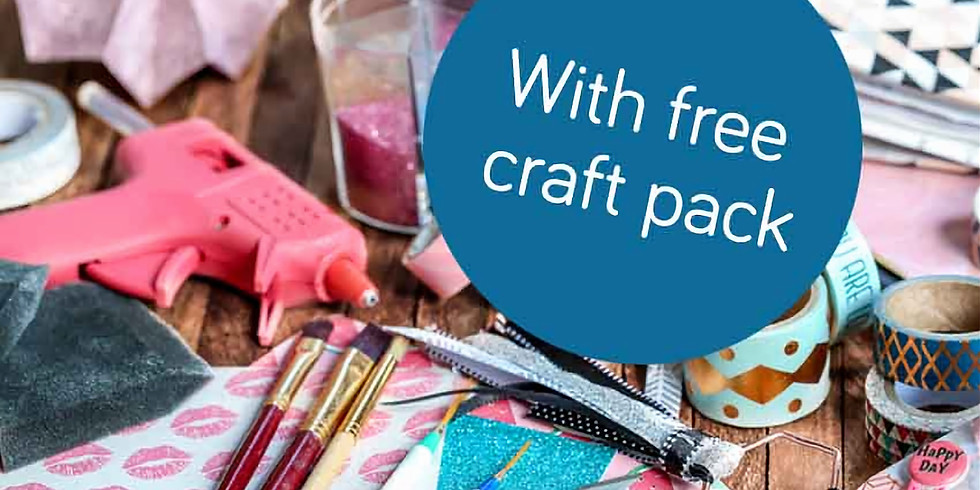 Adult's craft session