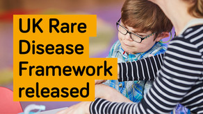 MPS Society welcomes new UK Rare Diseases Framework