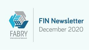 Fabry International Network Newsletter | December 2020